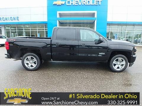 2018 Chevrolet Silverado 1500 for sale in Randolph, OH