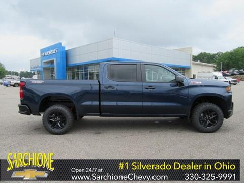 2019 Chevrolet Silverado 1500 for sale in Randolph, OH