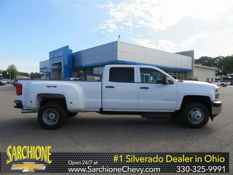 2019 Chevrolet Silverado 3500HD for sale in Randolph, OH