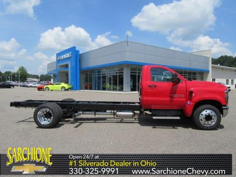 2019 Chevrolet Silverado 6500HD for sale in Randolph, OH