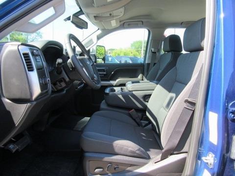 2019 Chevrolet Silverado 6500HD
