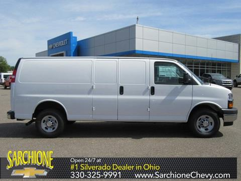 2019 Chevrolet Express Cargo for sale in Randolph, OH