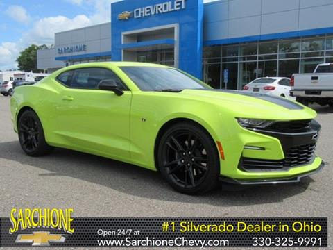 2019 Chevrolet Camaro for sale in Randolph, OH