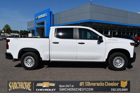 2019 Chevrolet Silverado 1500 for sale in Randolph, OH