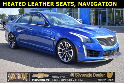 2018 Cadillac CTS-V for sale in Randolph, OH