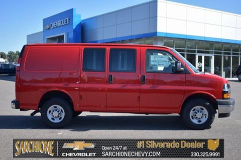 2020 Chevrolet Express Cargo for sale in Randolph, OH