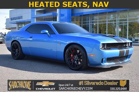 2016 Dodge Challenger for sale in Randolph, OH
