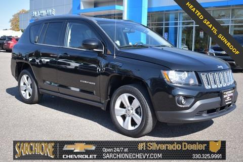 2014 Jeep Compass for sale in Randolph, OH