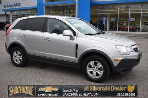 2008 Saturn Vue for sale in Randolph, OH
