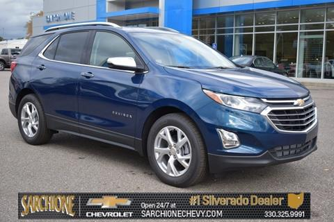 2020 Chevrolet Equinox for sale in Randolph, OH