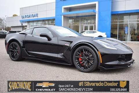 2019 Chevrolet Corvette for sale in Randolph, OH