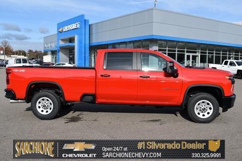 2020 Chevrolet Silverado 3500HD for sale in Randolph, OH