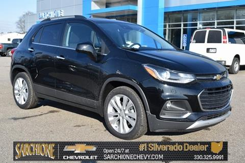 2020 Chevrolet Trax for sale in Randolph, OH