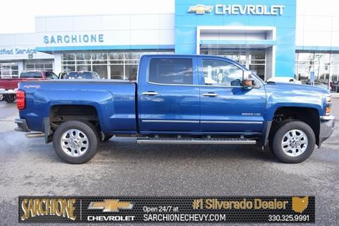 2015 Chevrolet Silverado 2500HD for sale in Randolph, OH