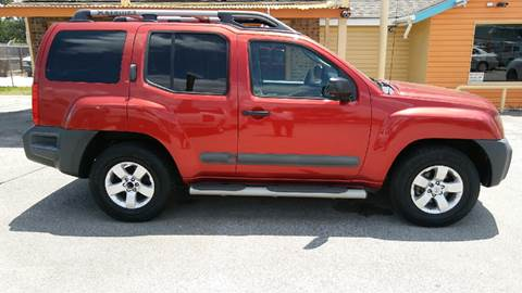 2012 Nissan Xterra for sale in South Houston, TX