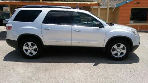2009 GMC Acadia for sale in South Houston, TX