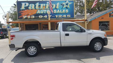 2013 Ford F-150 for sale in South Houston, TX