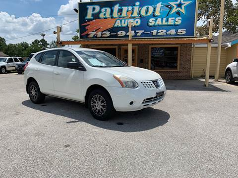 2009 Nissan Rogue for sale in South Houston, TX