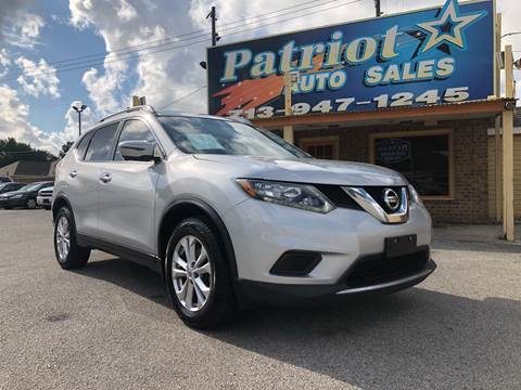 2016 Nissan Rogue for sale in South Houston, TX