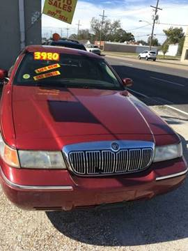 2002 Mercury Grand Marquis for sale in Metairie, LA