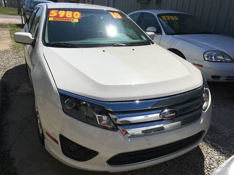 2010 Ford Fusion for sale in Metairie, LA