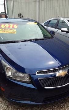 2012 Chevrolet Cruze for sale in Metairie, LA