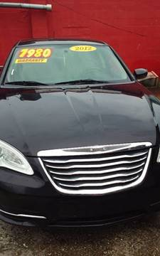 2012 Chrysler 200 for sale in Metairie, LA