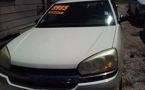 2005 Chevrolet Malibu Maxx for sale in Metairie, LA