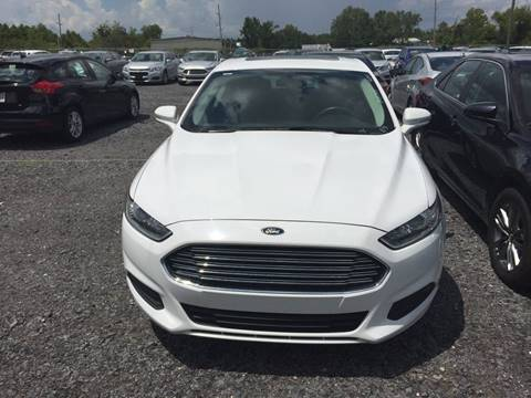 2016 Ford Fusion for sale in Metairie, LA