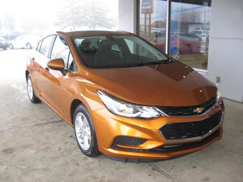 2017 Chevrolet Cruze for sale in Ossian, IN
