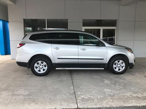 2017 Chevrolet Traverse for sale in Ossian IN