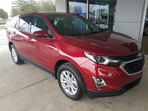 2018 Chevrolet Equinox for sale in Ossian, IN