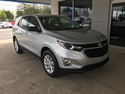 2018 Chevrolet Equinox for sale in Ossian, IN