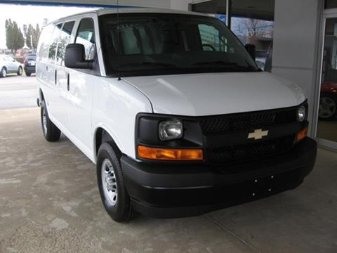 2017 Chevrolet Express Cargo for sale in Ossian, IN