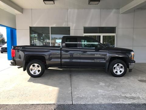 2014 Chevrolet Silverado 1500 for sale in Ossian, IN