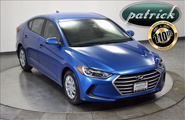 2017 Hyundai Elantra for sale in Schaumburg, IL