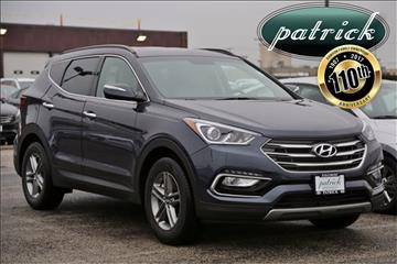 2017 Hyundai Santa Fe Sport for sale in Schaumburg, IL
