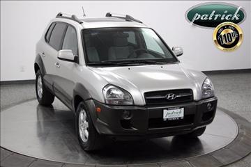 2005 Hyundai Tucson for sale in Schaumburg, IL