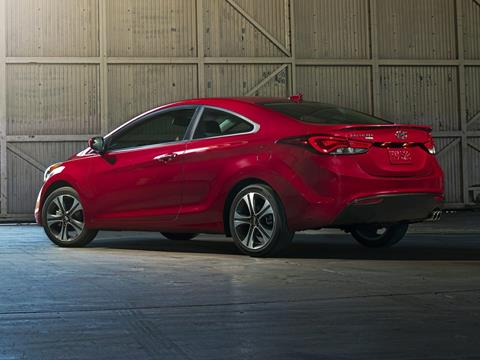 2014 Hyundai Elantra Coupe for sale in Schaumburg, IL