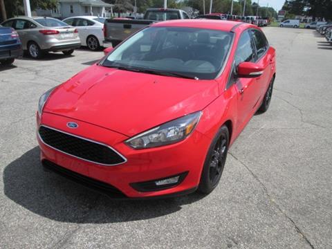 2016 Ford Focus for sale in Hemlock, MI