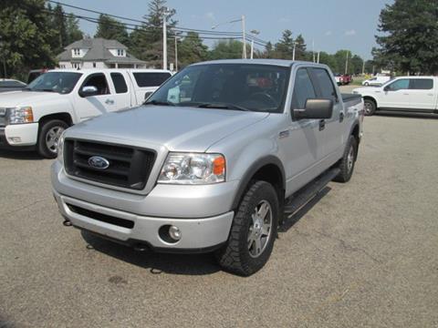 2008 Ford F-150 for sale in Hemlock, MI