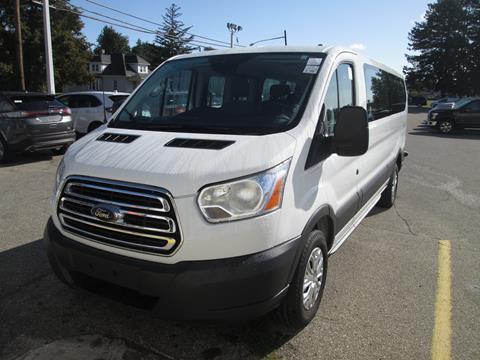 2016 Ford Transit Wagon for sale in Hemlock, MI