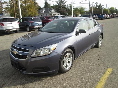 2013 Chevrolet Malibu for sale in Hemlock, MI