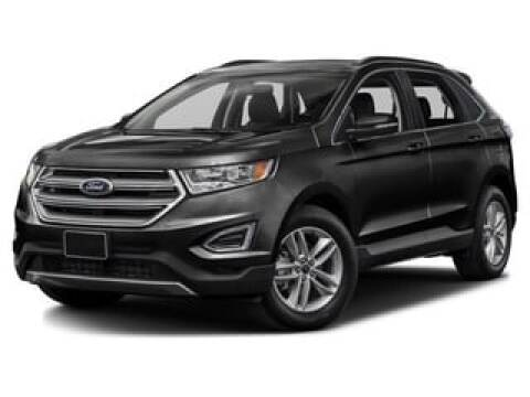 2017 Ford Edge SEL for sale at Rick Ford Sales in Hemlock MI