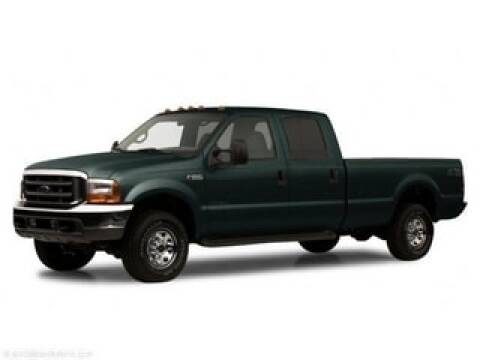 2001 Ford F-350 Super Duty for sale at Rick Ford Sales in Hemlock MI