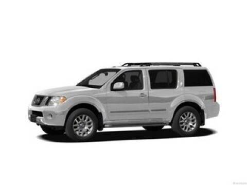 2012 Nissan Pathfinder Silver Edition for sale at Rick Ford Sales in Hemlock MI