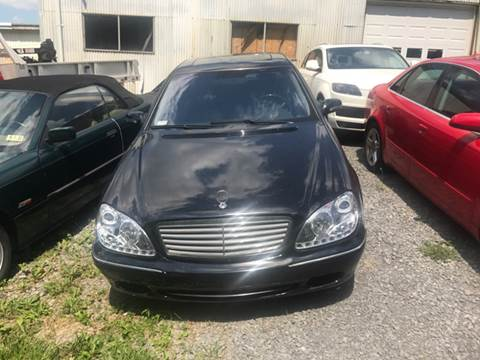2002 Mercedes-Benz S-Class for sale in Fairmont, WV