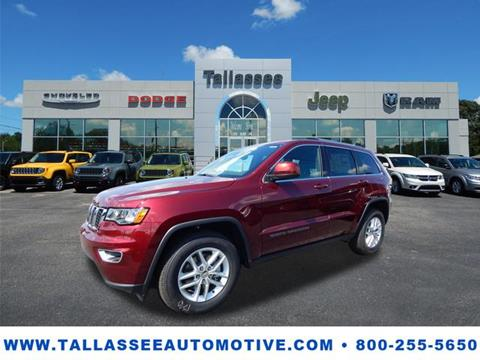 2017 Jeep Grand Cherokee for sale in Tallassee, AL