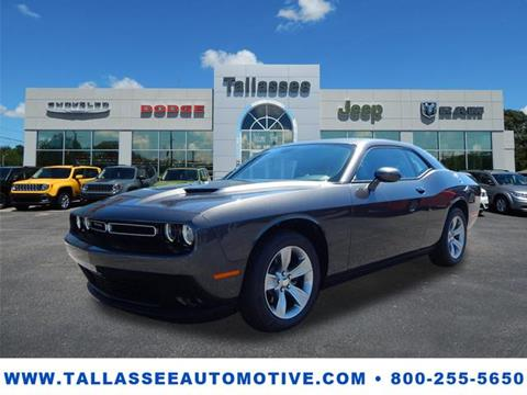 2018 Dodge Challenger for sale in Tallassee, AL