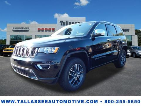 2018 Jeep Grand Cherokee for sale in Tallassee, AL